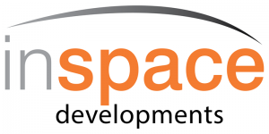 Inspace Developments White Background Logo